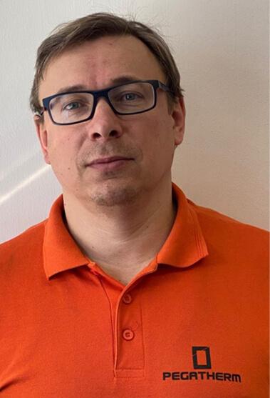 Peter Gajan - majiteľ firmy PEGATHERM
