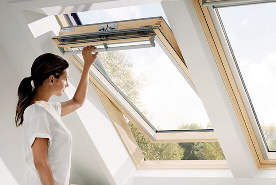 Strešné okná SkyLight sú novinkou na trhu